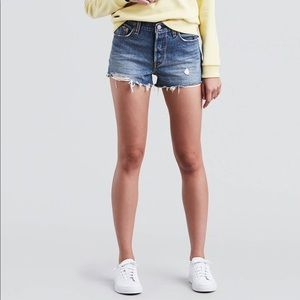 Levi's 501 (Back to your Heart) Shorts